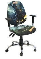 Стілець крісло для дітей і підлітків AMF крісло Брідж Дизайн Пірати-2