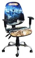 Стілець крісло для дітей і підлітків AMF крісло Брідж Дизайн Пірати-1