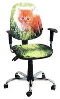 Стілець крісло для детей і підлітків AMF крісло Брідж Дизайн Кошеня