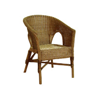 Кресло Версаль из ротанга
