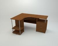 стол компьютерный СУ-4