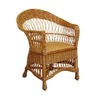 кресло из лозы Татьяна